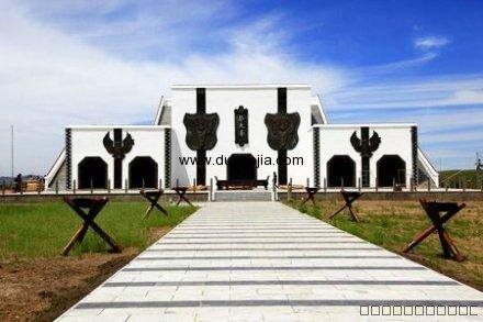 大汗行宫—丰宁坝上草原景点